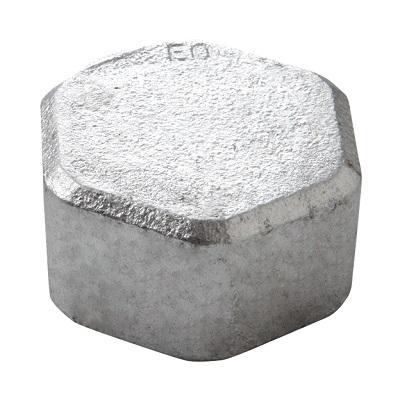 Заглушка (колпак), оцинкованная, чугун, ВР, арт. 300