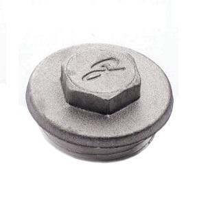 SOBIME Заглушка (пробка) никелированная, латунь, НР, арт. 69