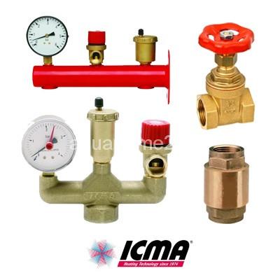 Продукция компании ICMA