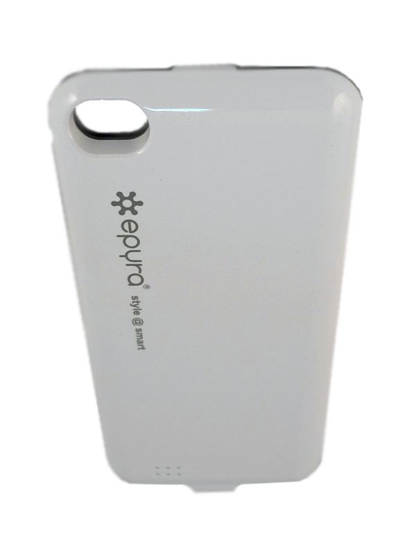 Чехол Apple iPhone 4G Backup Battery Case (синий)