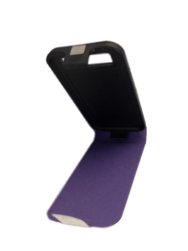 Чехол Apple iPhone 4G Premium Leather Case (черный)