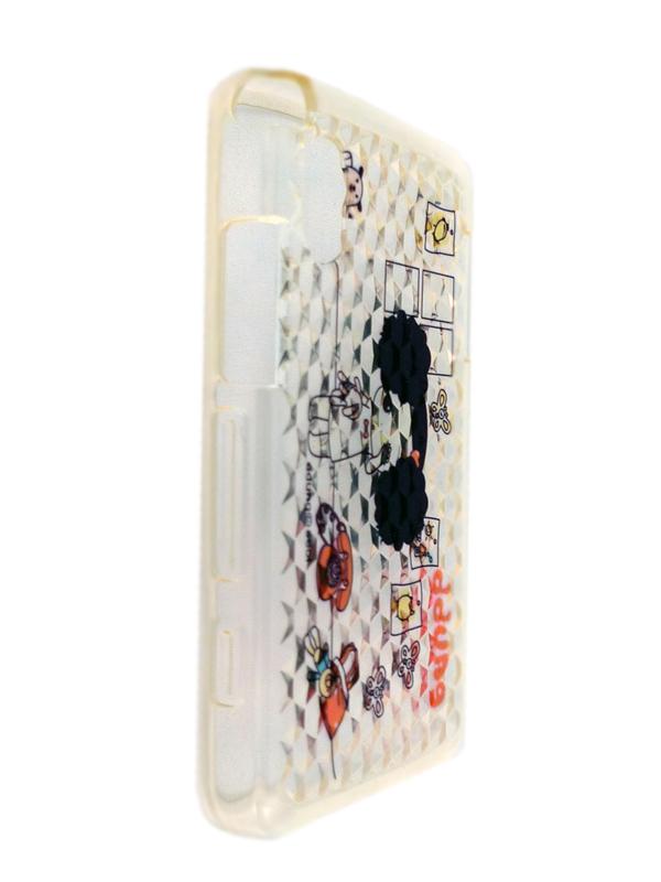 Чехол Apple iPhone 3G Graphic Silicone Case
