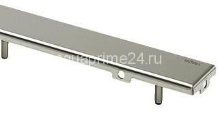 Дизайн решетка ER3 Advantix, Viega 4971.11, нержавеющая сталь, глянцевая  800мм