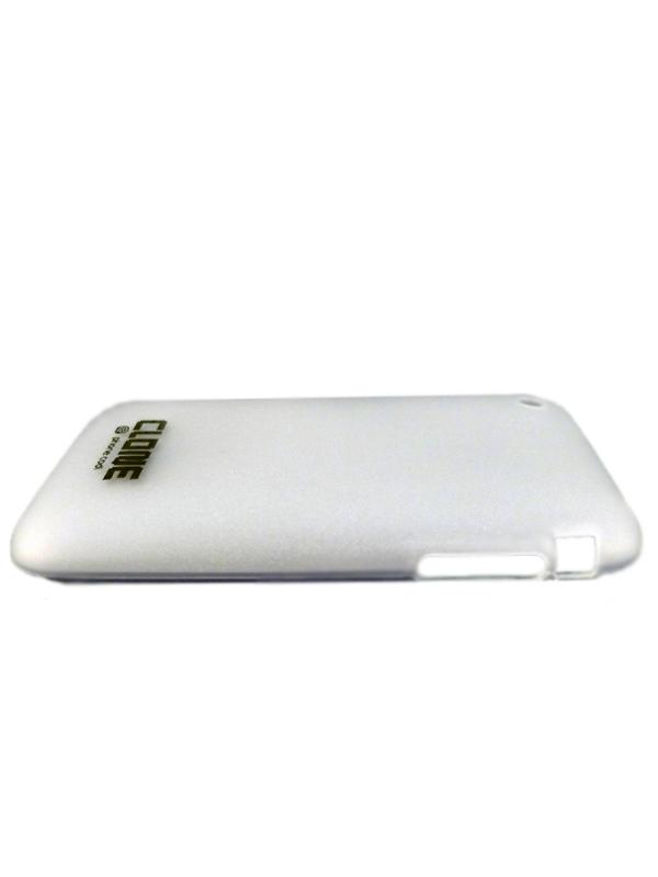 Чехол Apple iPhone 3G CLONE (прозрач.)