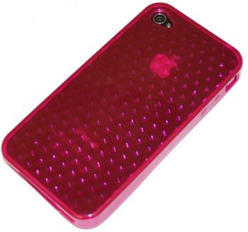 Чехол Apple iPhone 4G JELLY CASE