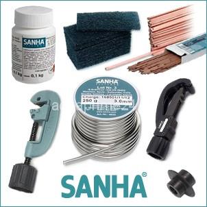 Продукция SANHA (Германия)