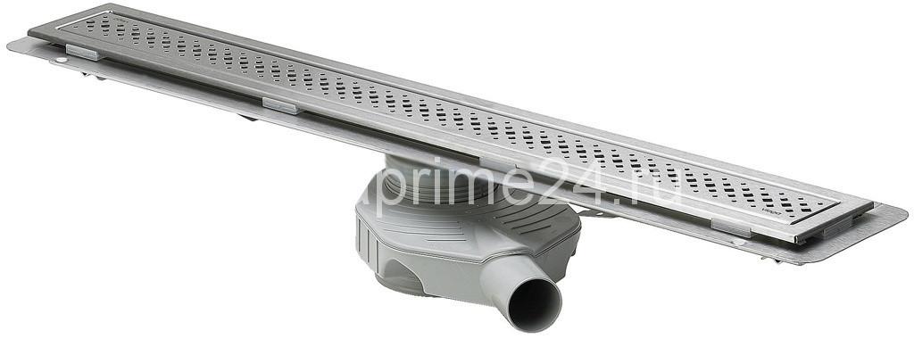 Душевой лоток Advantix с решеткой Viega 4964.10 нержавеющая сталь, матовая  1000мм