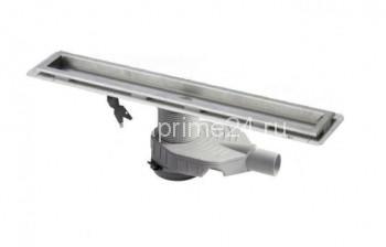 Душевой лоток Advantix Viega 4964.80 нержавеющая сталь  750мм