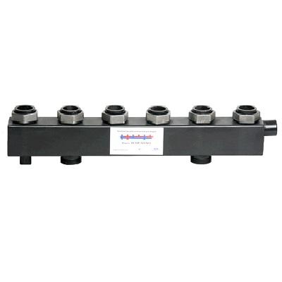 КК-50F/125/50/5+2 Коллектор д/котельн.обвязки