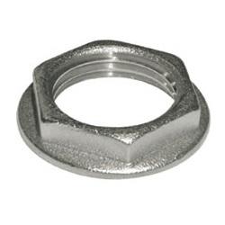 SOBIME Контргайка никелированная, латунь, ВР, арт. 49