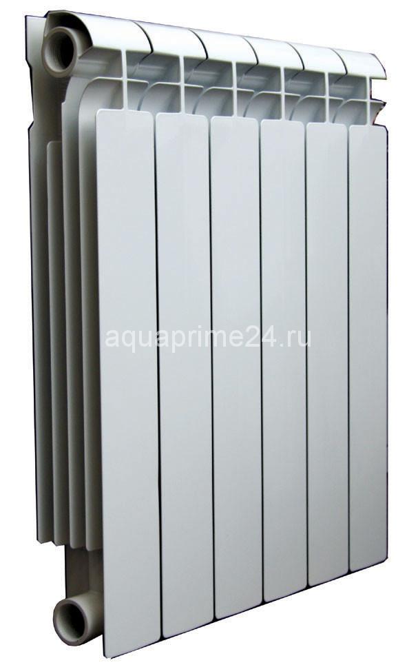 (ALU) Радиатор бимет.Sup.ВМ500 (12)