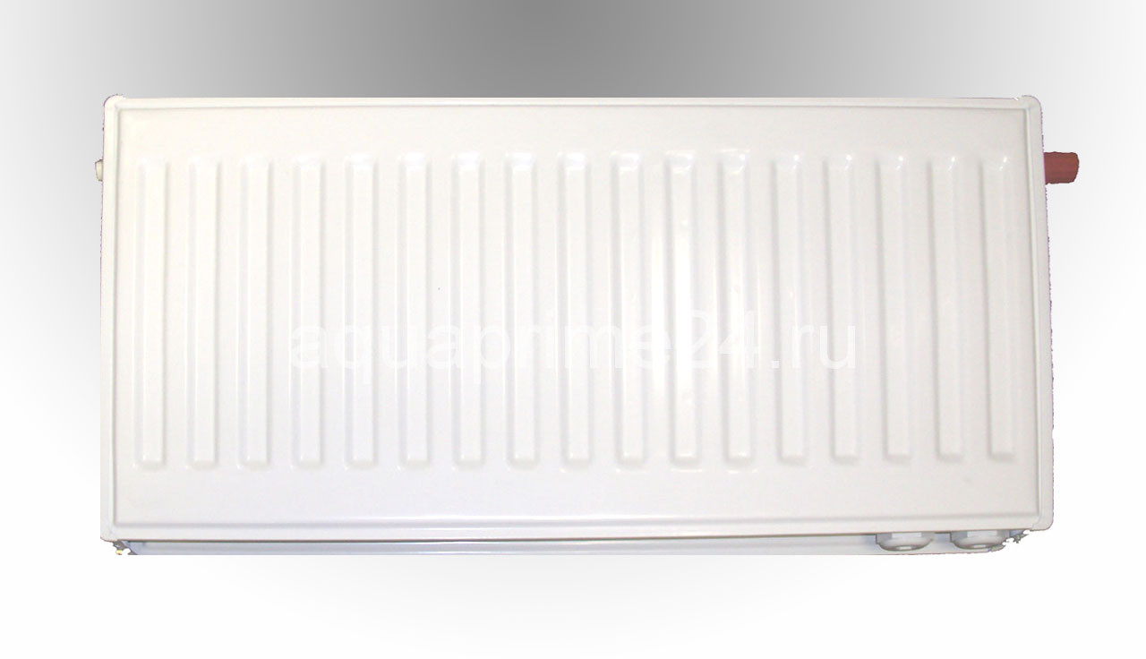 (Del) 33V Радиатор стал.ниж.подкл.Radel-RD 500х 400
