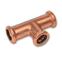 (SN) 6130 пресс-фитинг, медь, тройник ВПр 35x28x35 (2/Пакет  36/)