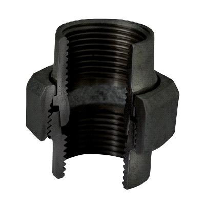 (ATUSA) Ч-340 Разъемное соединение коническое ВР, чугун черный