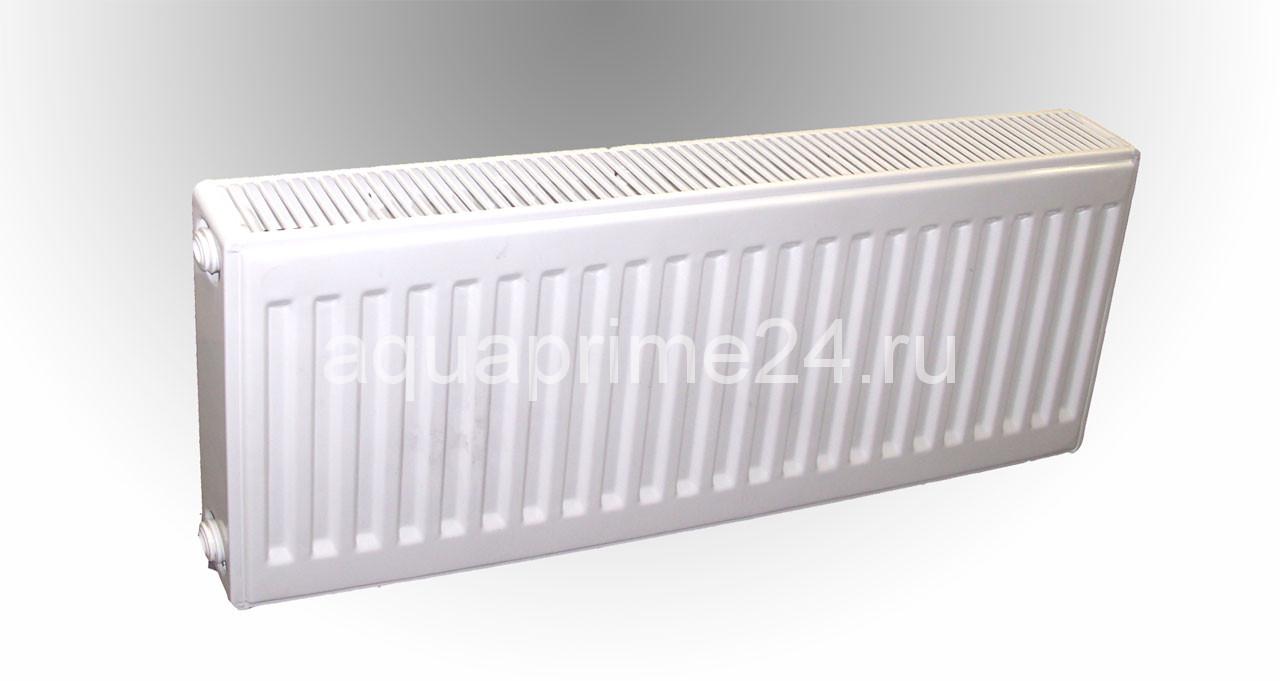 (Del) 10C Радиатор стал.бок.подкл.Radel-UKR 400х3000