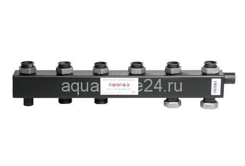 Коллектор для котельной разводки, распределительный   КК-40F/125/40/ 3+1