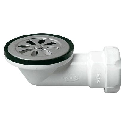 """Клапан сливной для душевого поддона, Jimten, арт.S-28  1 ½""""х 80мм"""