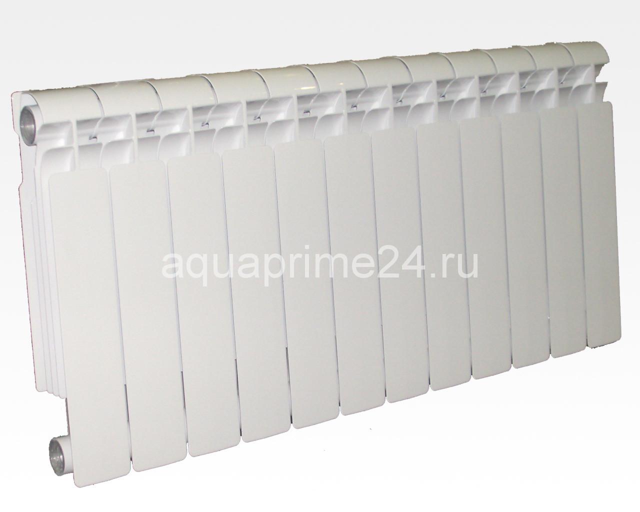 (ALU) Радиатор бимет.ВМ 350 (13)