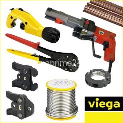 Продукция VIEGA (Германия)