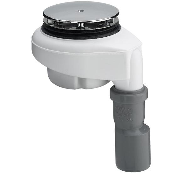 Сифон Tempoplex Viega 6962 для душевого поддона  115 х 40/50мм