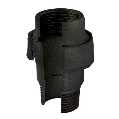 (ATUSA) Ч-331 Разъемное соединение торцевое В/Н, чугун черный