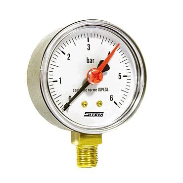Манометры, термоманометры