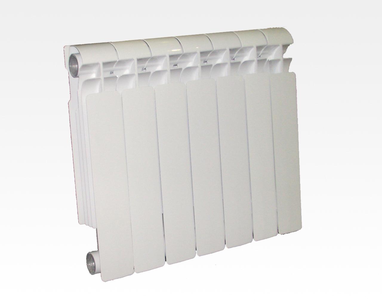 (ALU) Радиатор бимет.ВМ 350  (7)