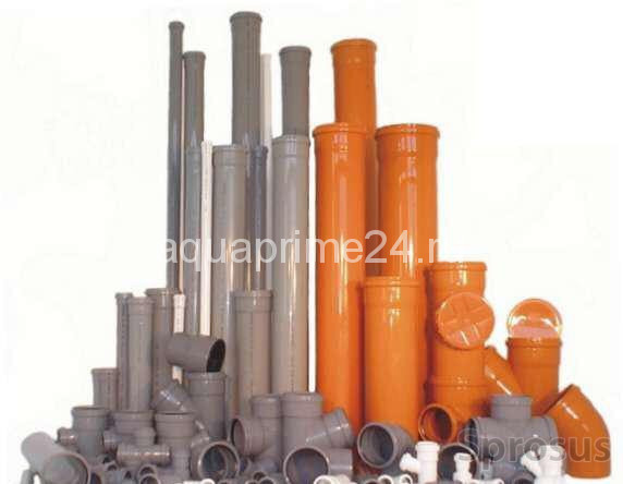 Канализация из полимерных материалов