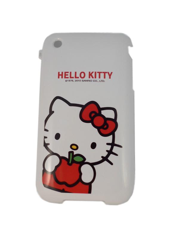 Чехол Apple iPhone 3G JELLY CASE SMILEY