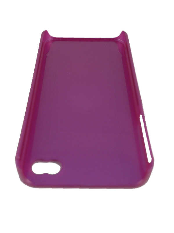 Чехол Apple iPhone 4G Hard Deco Case Cyber (розовый)