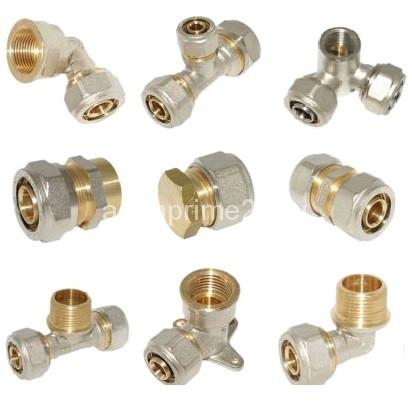 Фитинги для пластиковых труб