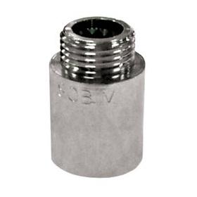 SOBIME Удлинитель никелированный, латунь, НР/ВР, арт. 39