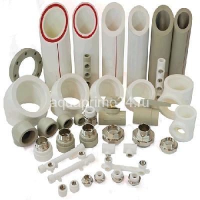 Трубы и фитинги из ppr (полипропилена)